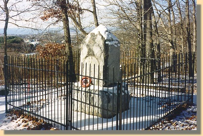 Turner Ashby's Monument