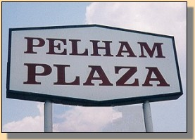 Pelham Plaza Sign