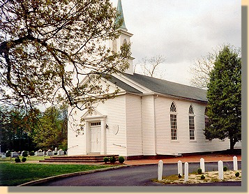 Walnut Grove Church