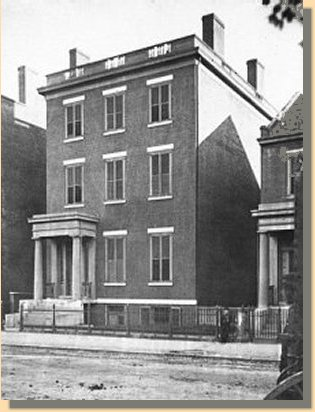 Lee's House - 1865