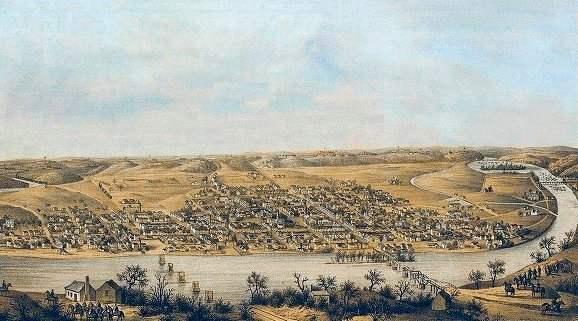 Fredericksburg Va Map >> U. S. Civil War Photographs - Fredericksburg