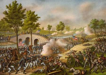 Battle of Sharpsburg, Sept. 17, 1862