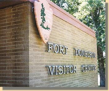 Fort Donelson Visitor Center